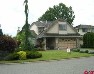 Photo 1: 3329 NAKUSP DR in Abbotsford: Abbotsford West House for sale : MLS®# F2613459