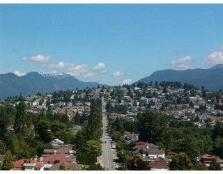 "Photo 2: 1803 2020 BELLWOOD AV in Burnaby: Brentwood Park Condo for sale in ""VANTAGE POINT"" (Burnaby North)  : MLS®# V609042"