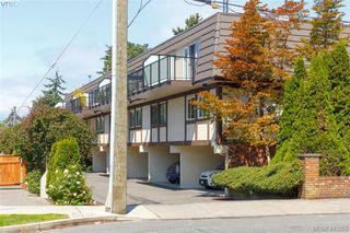 Photo 1: 4 210 Douglas Street in VICTORIA: Vi James Bay Row/Townhouse for sale (Victoria)  : MLS®# 413355
