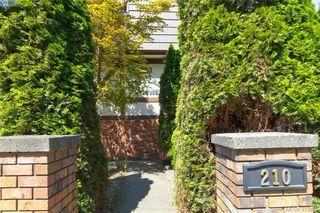 Photo 2: 4 210 Douglas Street in VICTORIA: Vi James Bay Row/Townhouse for sale (Victoria)  : MLS®# 413355