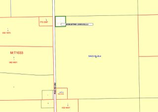 Main Photo: 553 RR 262: Rural Sturgeon County Rural Land/Vacant Lot for sale : MLS®# E4168520