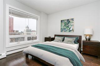 Photo 22: 705 10152 104 Street in Edmonton: Zone 12 Condo for sale : MLS®# E4192482