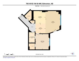 Photo 37: 705 10152 104 Street in Edmonton: Zone 12 Condo for sale : MLS®# E4192482