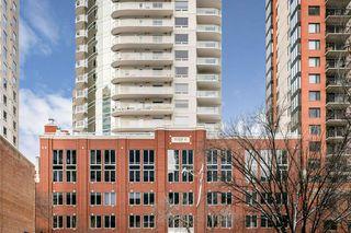 Photo 2: 705 10152 104 Street in Edmonton: Zone 12 Condo for sale : MLS®# E4192482