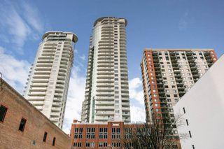 Photo 1: 705 10152 104 Street in Edmonton: Zone 12 Condo for sale : MLS®# E4192482