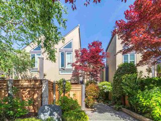 "Main Photo: 1358 CYPRESS Street in Vancouver: Kitsilano Townhouse for sale in ""Cypress Court"" (Vancouver West)  : MLS®# R2459445"
