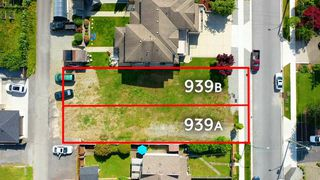 Main Photo: 939A DELESTRE Avenue in Coquitlam: Maillardville Land for sale : MLS®# R2466421