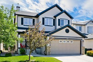Photo 2: 125 COUGARSTONE Manor SW in Calgary: Cougar Ridge Detached for sale : MLS®# A1019561