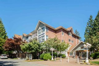 "Photo 1: 412 9688 148 Street in Surrey: Guildford Condo for sale in ""Hartford Woods"" (North Surrey)  : MLS®# R2506873"
