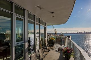 "Photo 26: 701 199 VICTORY SHIP Way in North Vancouver: Lower Lonsdale Condo for sale in ""TROPHY AT THE PIER"" : MLS®# R2509292"