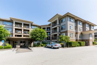 "Main Photo: 211 12238 224 Street in Maple Ridge: East Central Condo for sale in ""Urbano"" : MLS®# R2392918"