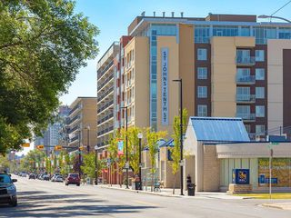 Photo 1: 703 1110 3 Avenue NW in Calgary: Hillhurst Apartment for sale : MLS®# C4268396