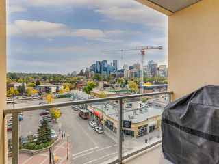 Photo 23: 703 1110 3 Avenue NW in Calgary: Hillhurst Apartment for sale : MLS®# C4268396