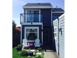 Photo 1: 927 KEIL ST: White Rock House for sale (South Surrey White Rock)  : MLS®# F1436491