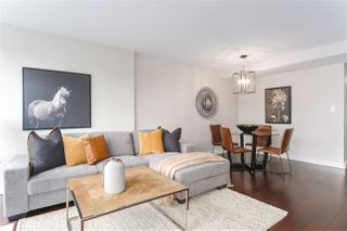"""Photo 3: 406 518 W 14TH Avenue in Vancouver: Fairview VW Condo for sale in """"Pacifica - Northgate Tower"""" (Vancouver West)  : MLS®# R2424088"""