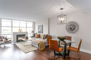 """Photo 5: 406 518 W 14TH Avenue in Vancouver: Fairview VW Condo for sale in """"Pacifica - Northgate Tower"""" (Vancouver West)  : MLS®# R2424088"""