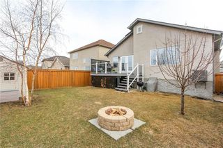 Photo 35: 151 Kingfisher Crescent in Winnipeg: South Pointe Residential for sale (1R)  : MLS®# 202008673