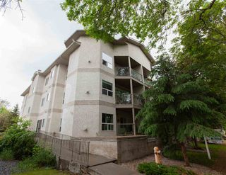 Photo 1: 301 10719 80 Avenue in Edmonton: Zone 15 Condo for sale : MLS®# E4203710