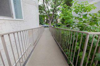 Photo 39: 301 10719 80 Avenue in Edmonton: Zone 15 Condo for sale : MLS®# E4203710