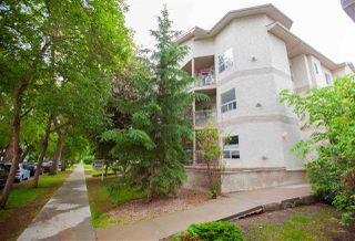 Photo 40: 301 10719 80 Avenue in Edmonton: Zone 15 Condo for sale : MLS®# E4203710