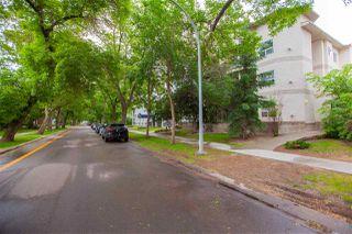 Photo 41: 301 10719 80 Avenue in Edmonton: Zone 15 Condo for sale : MLS®# E4203710