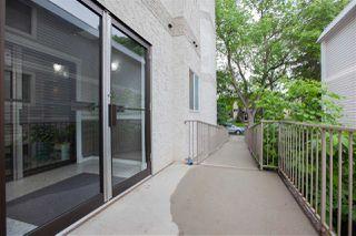Photo 38: 301 10719 80 Avenue in Edmonton: Zone 15 Condo for sale : MLS®# E4203710