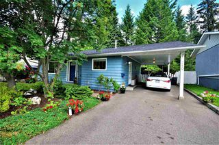Photo 1: 240 CLAXTON Crescent in Prince George: Heritage House for sale (PG City West (Zone 71))  : MLS®# R2478254