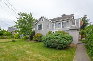 Photo 1: 547 E Burnside Rd in : Vi Burnside Triplex for sale (Victoria)  : MLS®# 854620