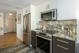 "Photo 3: 501 125 W 2ND Street in North Vancouver: Lower Lonsdale Condo for sale in ""SAILVIEW"" : MLS®# R2501312"