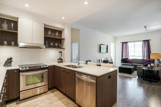 "Photo 2: 403 555 FOSTER Avenue in Coquitlam: Coquitlam West Condo for sale in ""Mosaic on Foster"" : MLS®# R2518473"