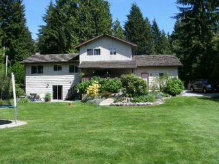 Photo 1: 11881 260TH ST in Maple Ridge: Websters Corners House for sale : MLS®# V593089