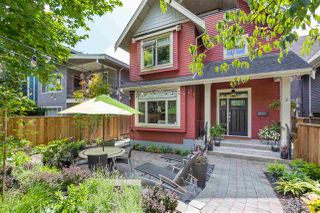 Main Photo: 1834 E 6TH Avenue in Vancouver: Grandview Woodland House 1/2 Duplex for sale (Vancouver East)  : MLS®# R2402830