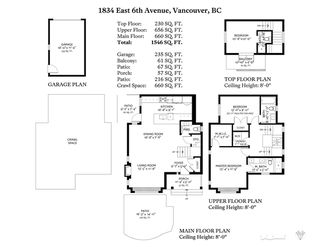 Photo 20: 1834 E 6TH Avenue in Vancouver: Grandview Woodland House 1/2 Duplex for sale (Vancouver East)  : MLS®# R2402830