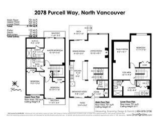 Photo 20: 2078 PURCELL Way in North Vancouver: Lynnmour Townhouse for sale : MLS®# R2410363