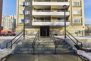 Photo 32: 204 9909 110 Street in Edmonton: Zone 12 Condo for sale : MLS®# E4179812