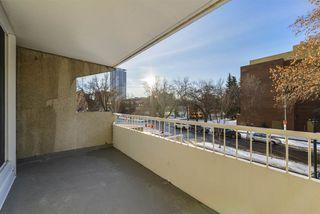 Photo 30: 204 9909 110 Street in Edmonton: Zone 12 Condo for sale : MLS®# E4179812