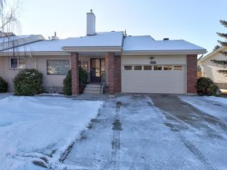 Main Photo: 213 OEMING Road in Edmonton: Zone 14 House Half Duplex for sale : MLS®# E4180985