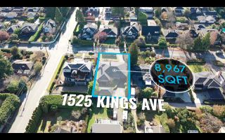 Photo 17: 1525 KINGS Avenue in West Vancouver: Ambleside House for sale : MLS®# R2422500