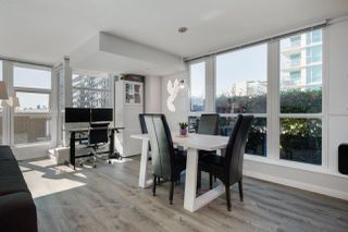 """Photo 13: 305 188 E ESPLANADE in North Vancouver: Lower Lonsdale Townhouse for sale in """"Esplanade at the Pier"""" : MLS®# R2457175"""