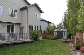 Photo 36: 12 NEWTON Place: St. Albert House for sale : MLS®# E4206224