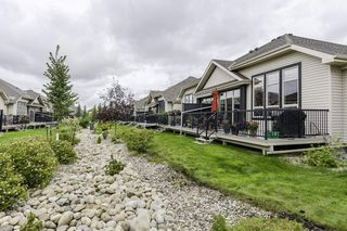 Photo 44: 26 841 156 Street in Edmonton: Zone 14 House Half Duplex for sale : MLS®# E4207892