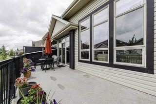 Photo 40: 26 841 156 Street in Edmonton: Zone 14 House Half Duplex for sale : MLS®# E4207892