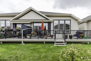 Photo 43: 26 841 156 Street in Edmonton: Zone 14 House Half Duplex for sale : MLS®# E4207892