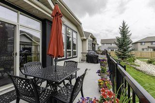 Photo 42: 26 841 156 Street in Edmonton: Zone 14 House Half Duplex for sale : MLS®# E4207892