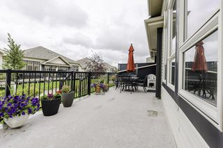Photo 41: 26 841 156 Street in Edmonton: Zone 14 House Half Duplex for sale : MLS®# E4207892