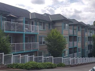 """Photo 2: 407 33960 OLD YALE Road in Abbotsford: Central Abbotsford Condo for sale in """"OLD YALE HEIGHTS"""" : MLS®# R2499608"""