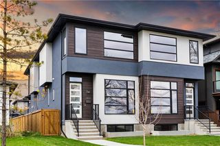 Photo 1: 1822 WESTMOUNT Boulevard NW in Calgary: Hillhurst Semi Detached for sale : MLS®# A1038079