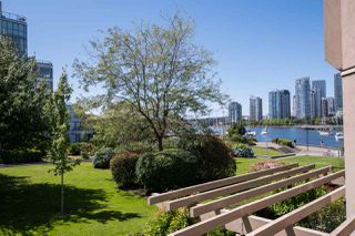 """Photo 1: 213 525 WHEELHOUSE Square in Vancouver: False Creek Condo for sale in """"Henley Court"""" (Vancouver West)  : MLS®# R2510479"""