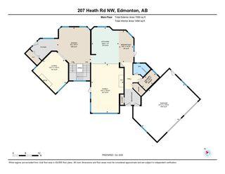 Photo 48: 207 HEATH Road in Edmonton: Zone 14 House for sale : MLS®# E4219505