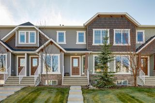 Main Photo: 113 ASPEN HILLS Drive SW in Calgary: Aspen Woods Row/Townhouse for sale : MLS®# A1057562